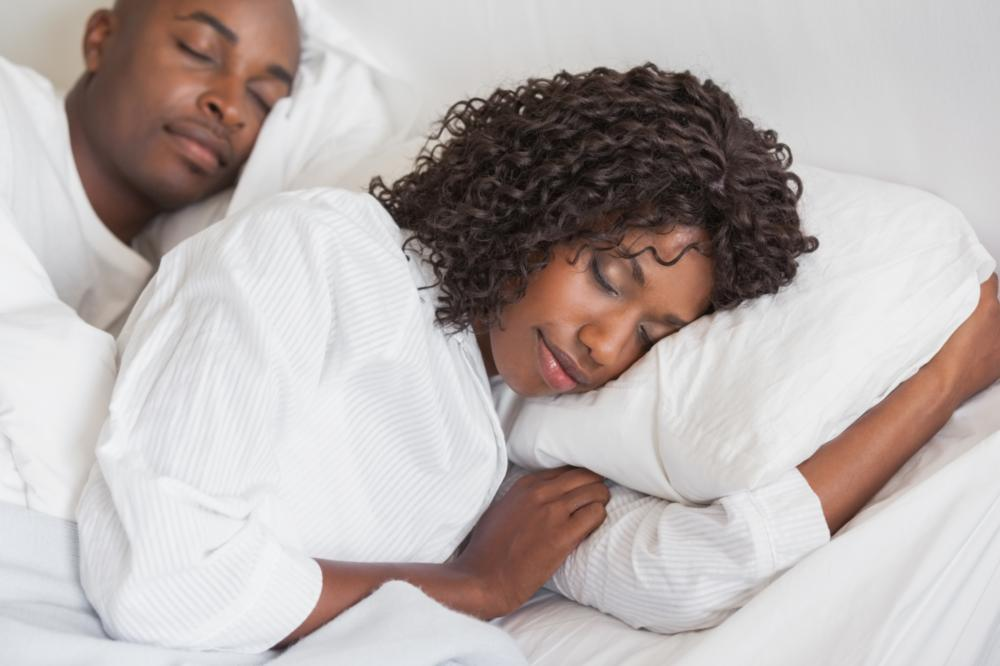 Couple Sleeping | Sleep Apnea Casuarina NT