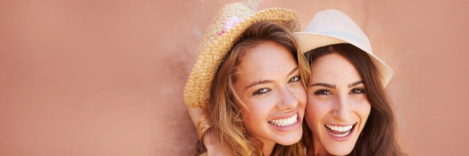 a couple smiles | professional teeth whitening northern suburbs nt