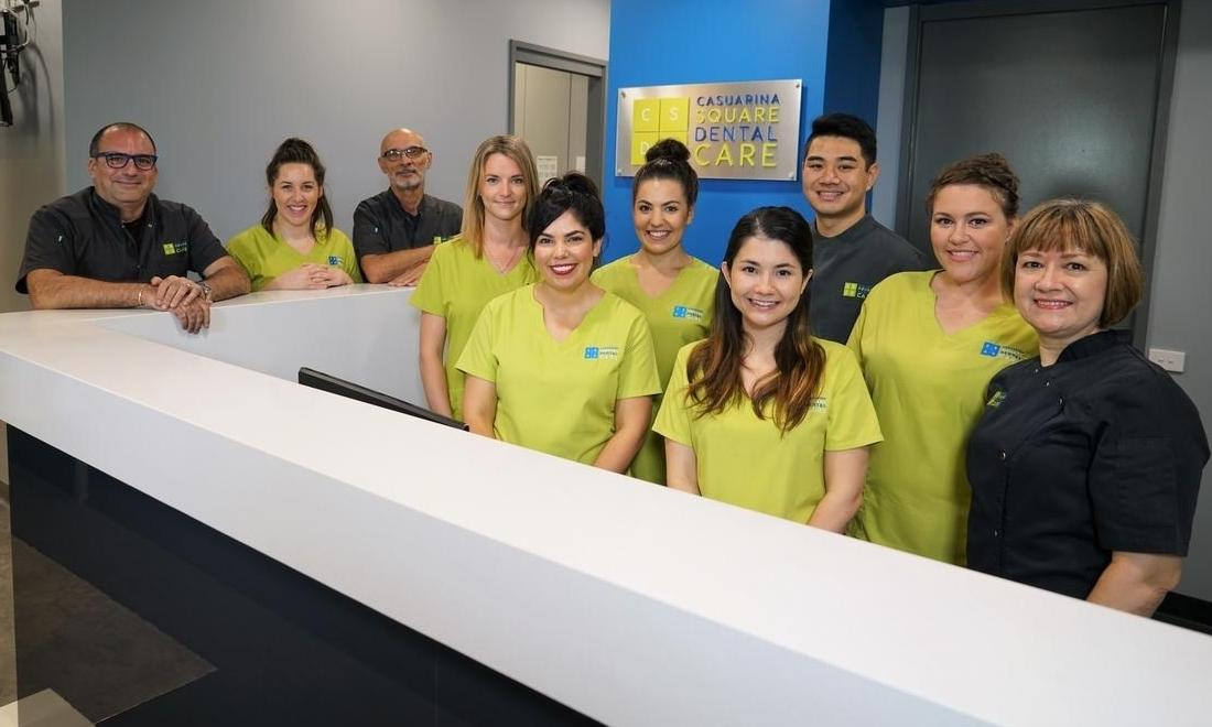 The team at our Darwin, NT Dental Office