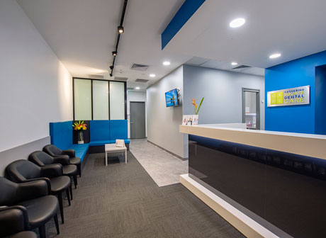 Casuarina Square Dental Office